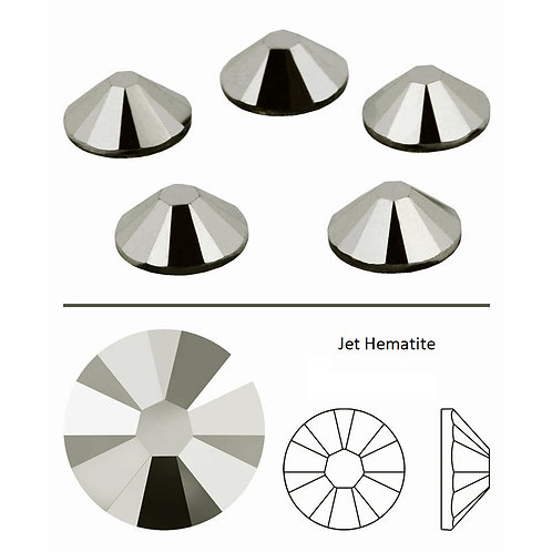 Jet Hematite