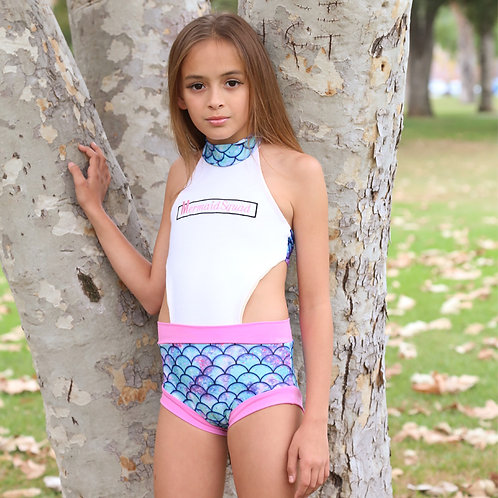 "Oslo ""Mermaid Squad"" - Child Medium - Brand New"