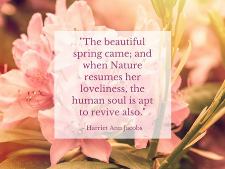 April Blessings