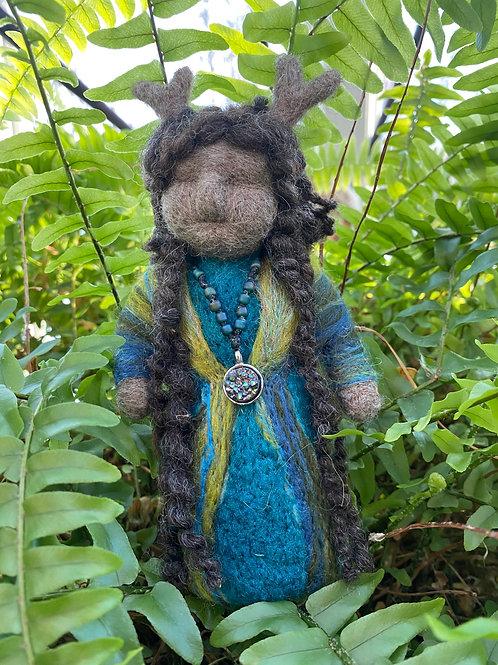 The Rosemarinus Witch