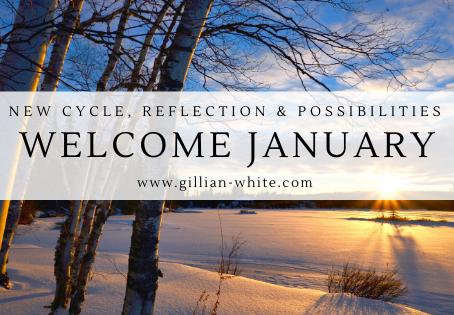 Welcome January 2020!