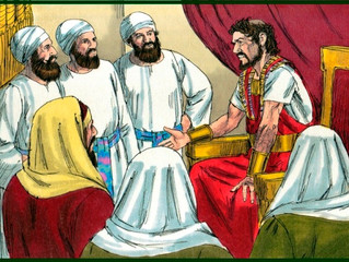 How did the people of Israel feel about Herod's orders?