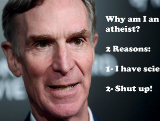 Atheism: Erasing God from Space.