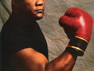 George Foreman: No One Is Unsaveable.