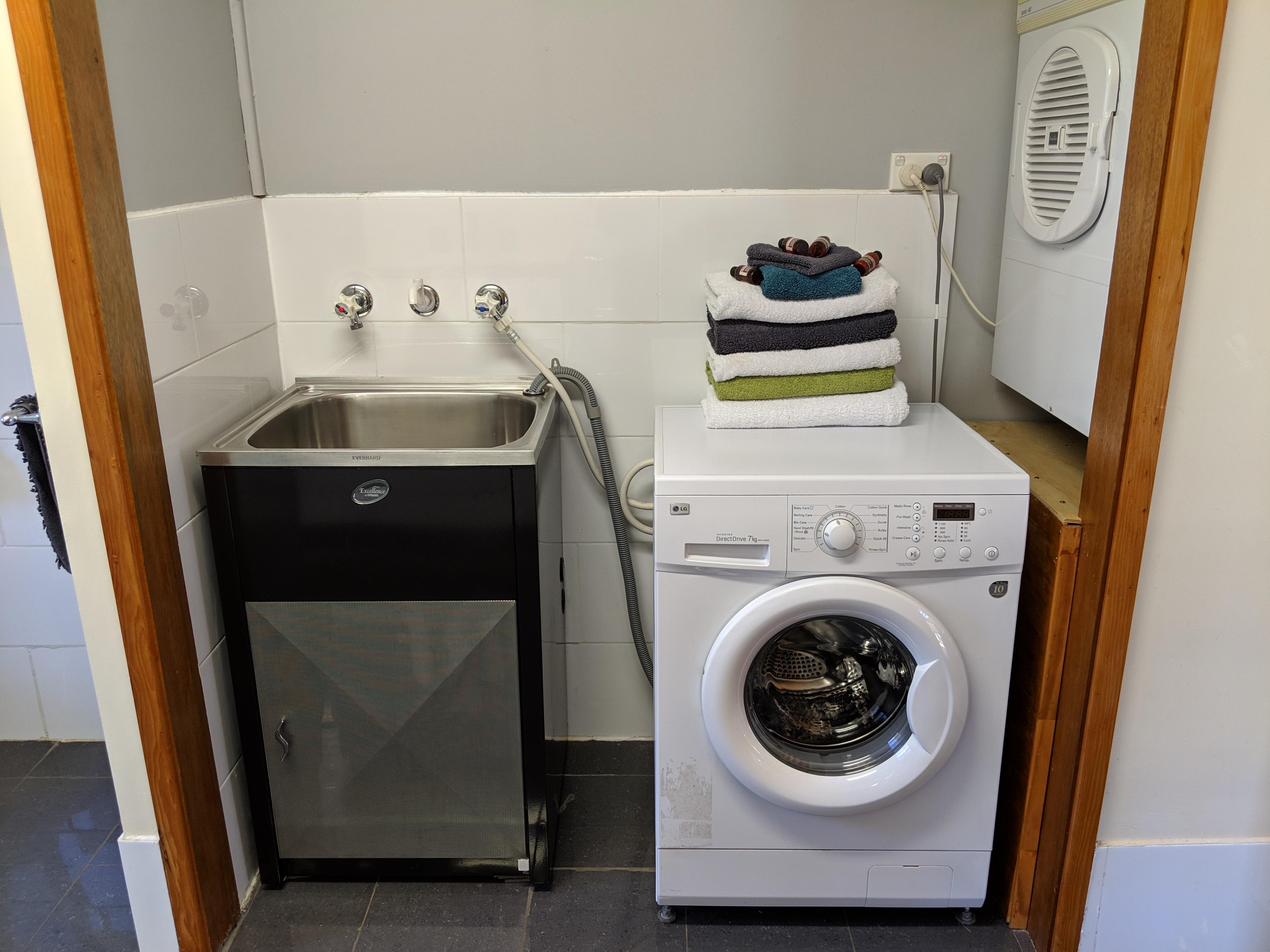 laundry facilites