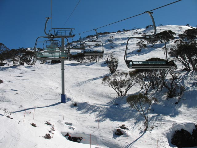 Perisher lifts
