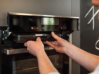 Neff appliances Steam Ovens  - Freestyle