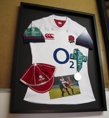 Womens England Rugby Shirt & Cap.JPG.jpg