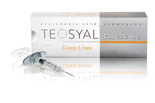 Teosyal Puresense Deep Lines 2 x 1ml