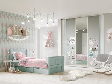 Freestyle West Sussex - Girls Bedroom