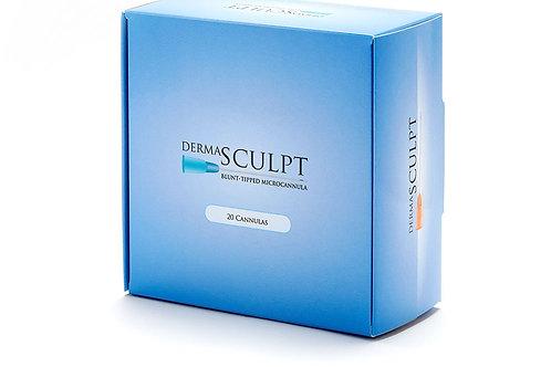 """DermaSculpt Microcannula® - 30G x 1"""" (25mm)"""