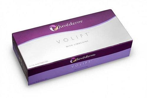 JUVEDERM® VOLIFT LIDOCAINE 1ML 2 Syringes x 1ml per pack