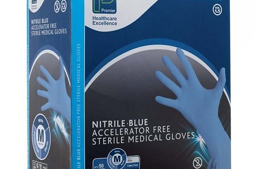 Premier Prestige Nitrile Examination Gloves (sterile)