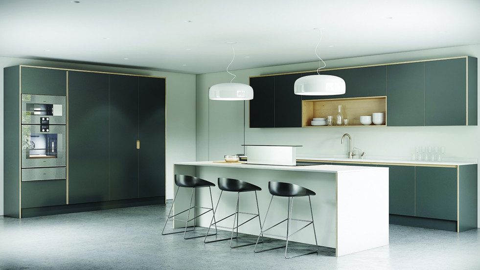 FreeStyle Kitchens, Bedrooms & Studies - Modern Kitchens