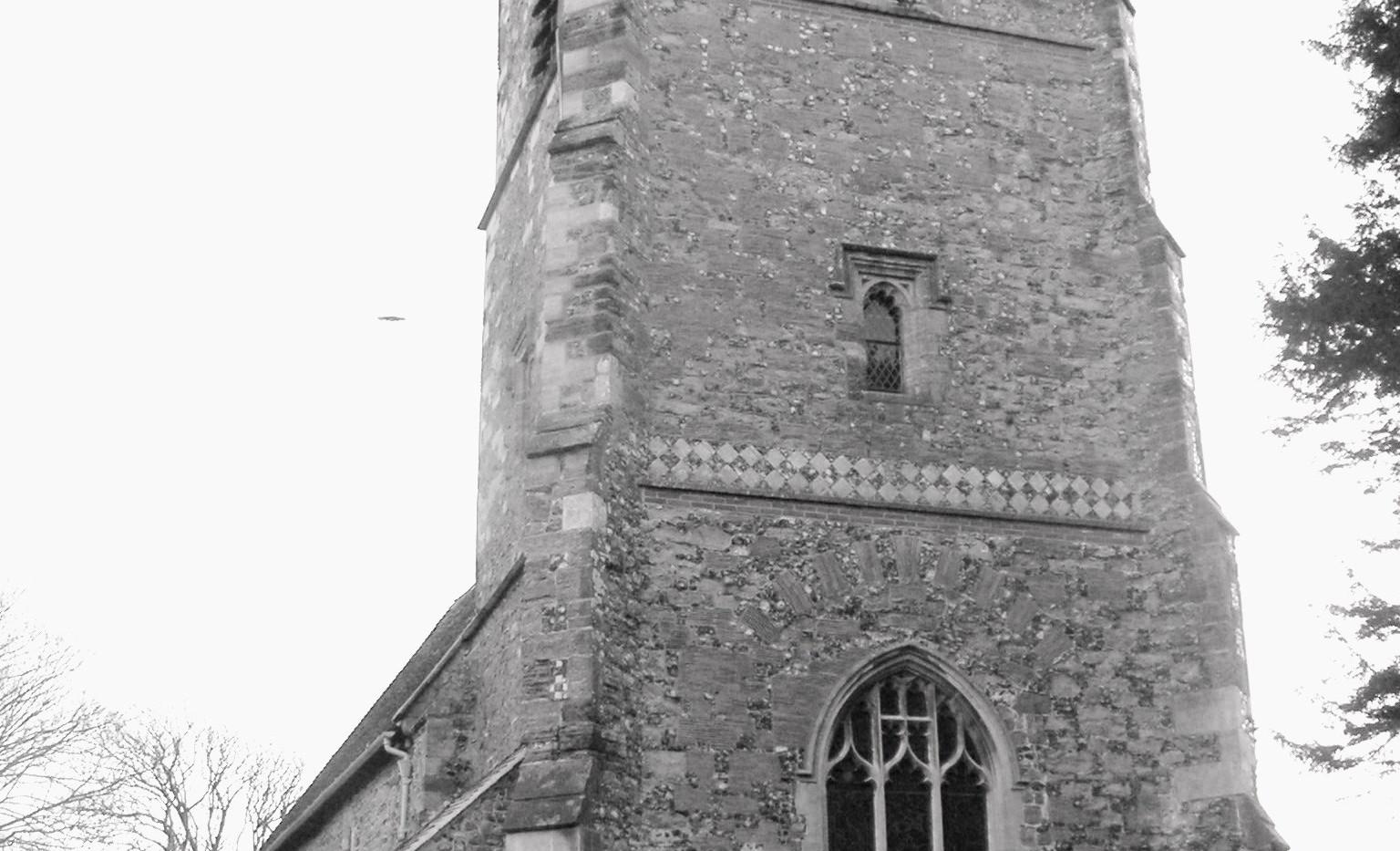 Church Tower B&W 2.jpg