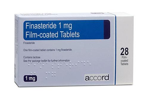 Finasteride (generic Propecia)