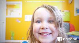 Photographe fête d'enfant - Photographie à domicile à Beauport l Québec