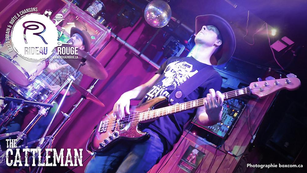 Randall Spears et The Cattleman