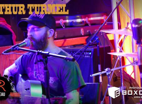 Arthur Turmel - chansonnier Rideau Rouge ville de Québec