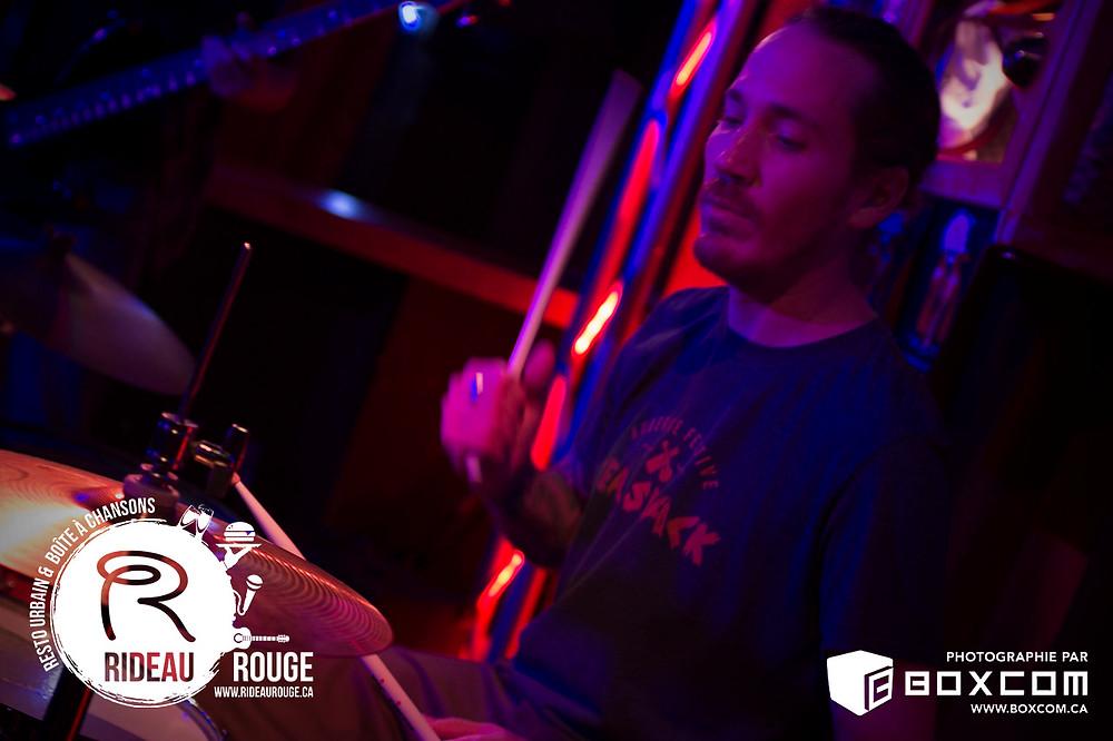 Open Stage - 4 juillet - Rideau Rouge