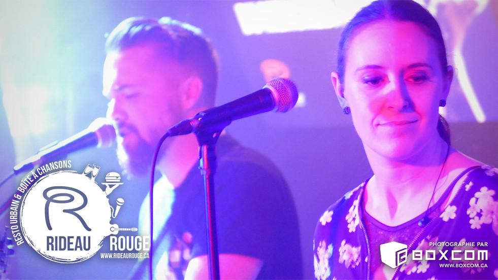 Photographe band live l Groupe de musique l Québec