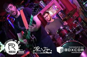 Photographe Band l Photo groupe de musique à Québec