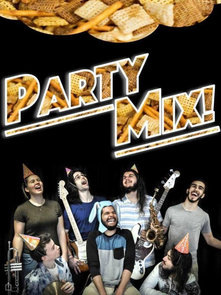Le groupe Party Mix