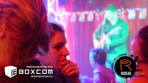 Photographe soirée privé l Photographie évenement corporatif l Boxcom