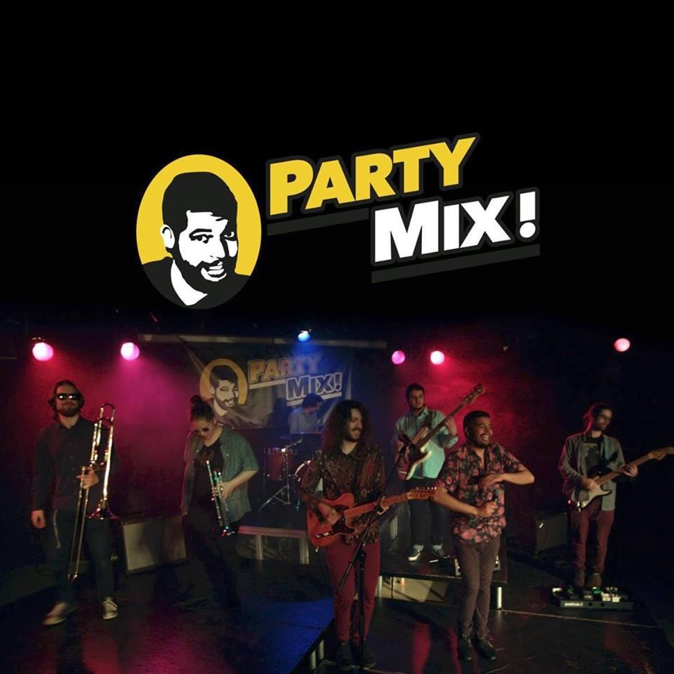 Party Mix au Rideau Rouge à Québec