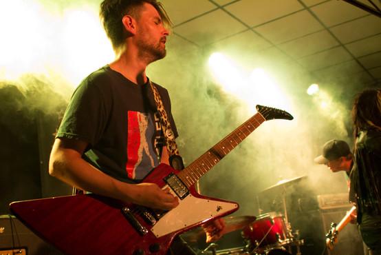 Photographe shooting photo de Band l Groupe de musique