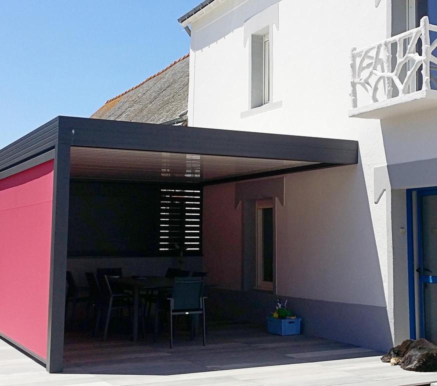 Pergolas, Carports, Pontivy, Morbihan, Côtes d'Armor