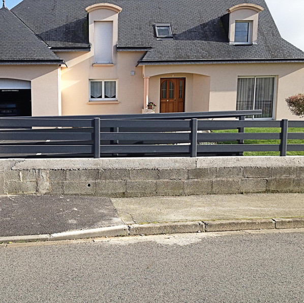 Clôtures Pontivy Morbihan