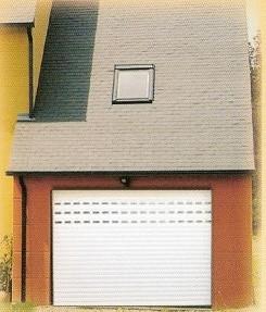 Portes de garage, Pontivy, Morbihan
