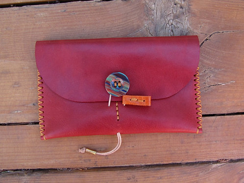 """Leather Wallet """"Lily"""""""