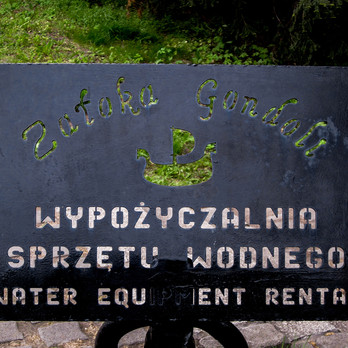 Original Signage - Lowere Letters were used as initial inspiration