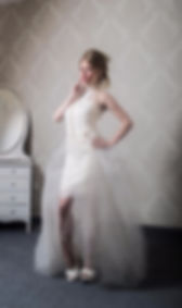 vestido novia ballerina alternativa barcelona gracia