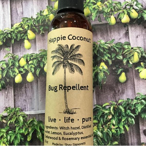 Natural Bug Repellent 8 oz