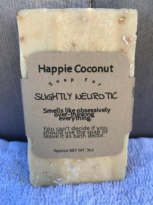 Slightly Neurotic Goat Milk Soap