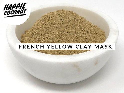 Organic French Yellow Clay Mask