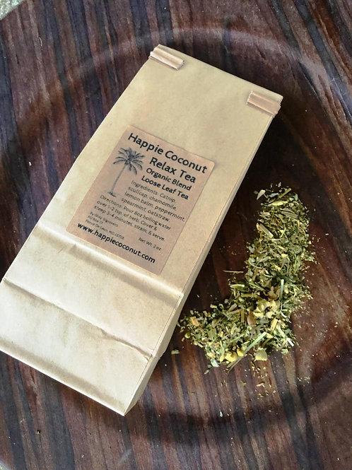 Relax Organic Tea Blend