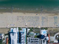 Aerial Photo of a Beach