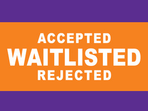 College Waitlist Limbo: Why? What Now?