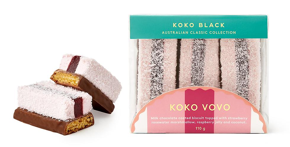 KOKO BLACK - Koko Vovo