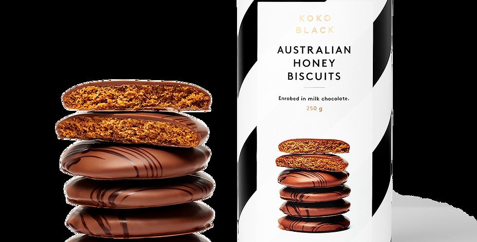 KOKO BLACK - Australian Honey Biscuits