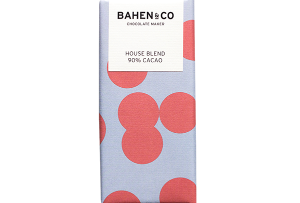 BAHEN - House Blend 90% Cacao 75g