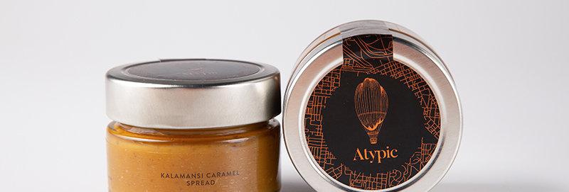 ATYPIC CHOCOLATE - Kalamansi Caramel spread