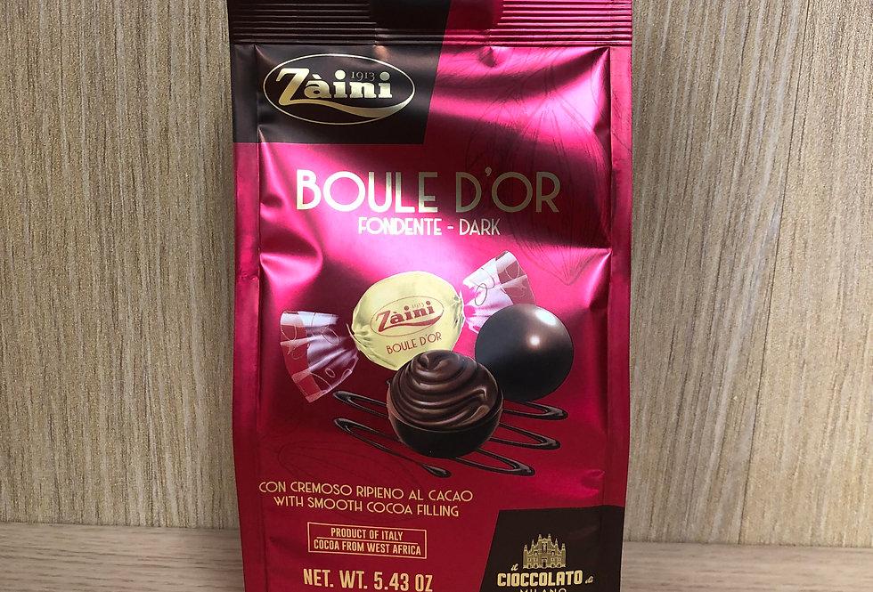 ZAINI - Boule D'Or Fondente Dark 154g