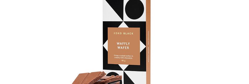 KOKO BLACK - Waffly Wafer Block 80g
