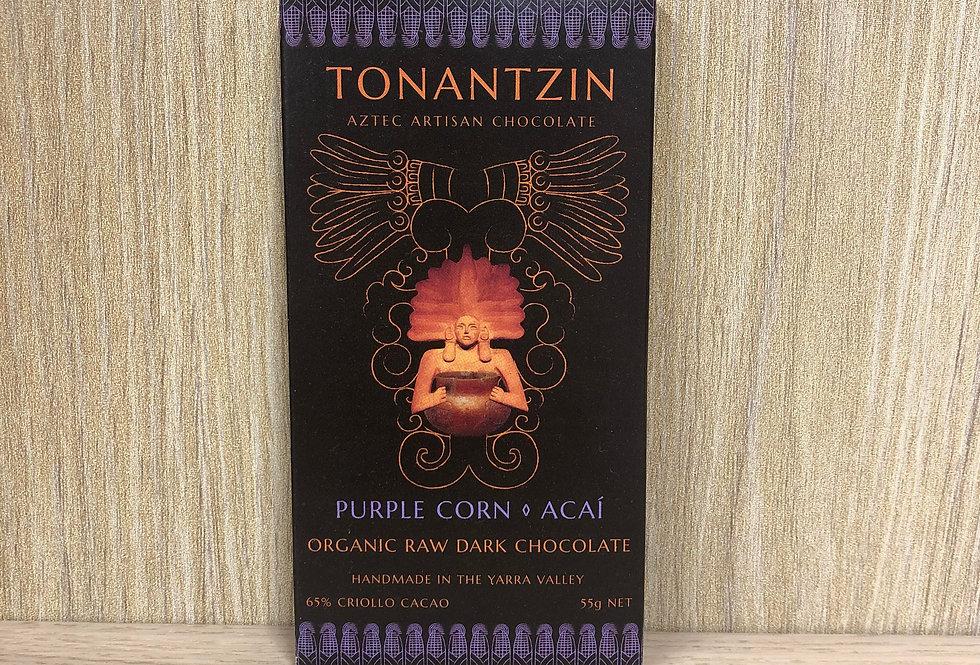 TONANTZIN - Purple Corn Acai
