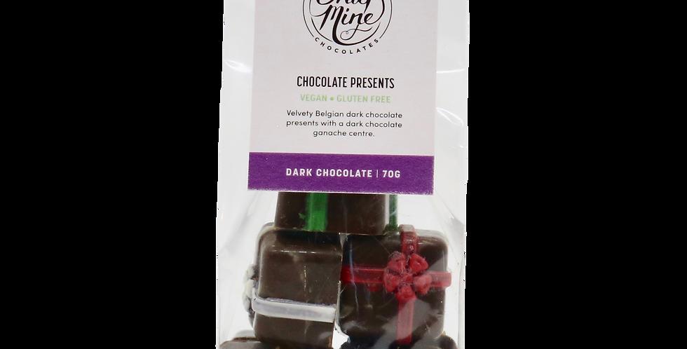 ONLY MINE - Dark Chocolate Presents 70g